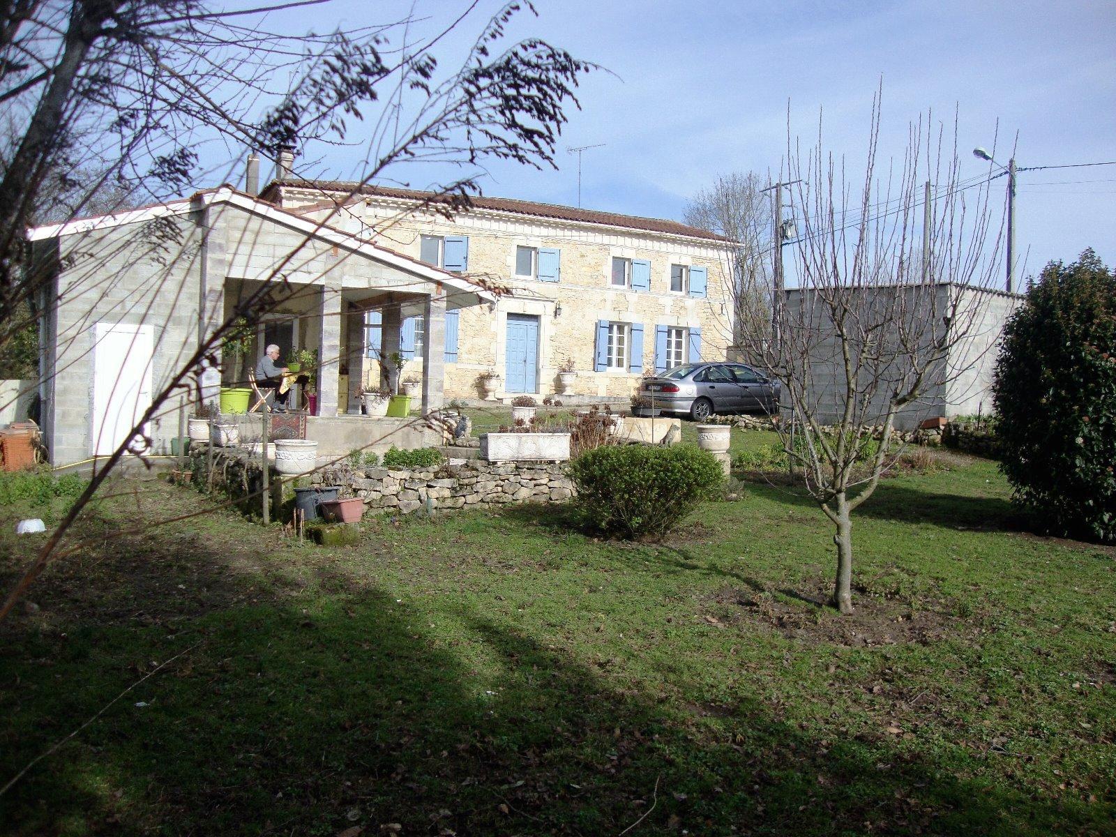 Offres de vente Villa Saint-Caprais-de-Blaye (33820)