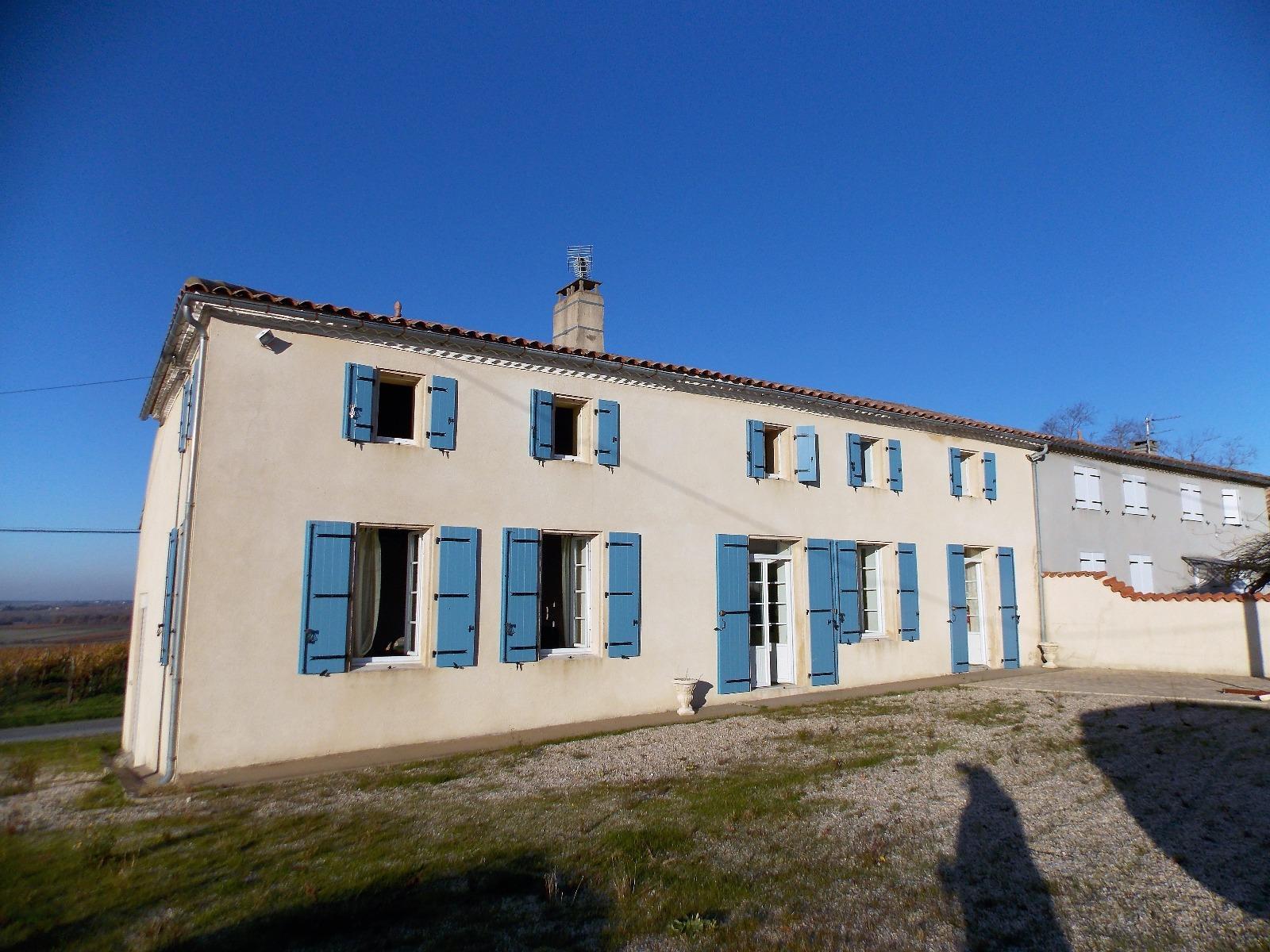 Offres de vente Villa Saint-Thomas-de-Conac (17150)